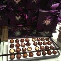Photo taken at Vosges Haut Chocolat by Tara R. on 1/19/2013