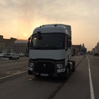 Photo taken at Renault Trucks by Rodrigo M. on 9/25/2014