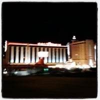 Photo taken at The California Hotel & Casino by Kimberlee C. on 2/28/2013