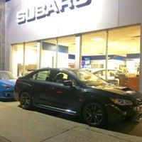 Photo taken at Grand Prix Subaru by George G. on 12/9/2015
