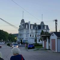 Photo taken at Goodspeed Opera House by Paul G. on 8/13/2016