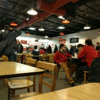 Photo taken at Five Guys by Michael O. on 2/15/2016