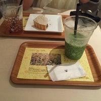 Photo taken at nana's green tea 東京スカイツリータウンソラマチ店 by Toshiya S. on 9/3/2016