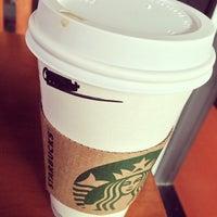 Photo taken at Starbucks by Whitney B. on 1/8/2013
