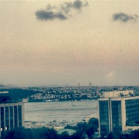 Photo taken at Hilton ParkSA Istanbul by Handan O. on 7/18/2013