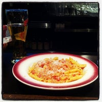 Photo taken at Buca di Beppo Italian Restaurant by Blake J. on 2/28/2013