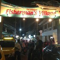 Photo taken at Fisherman's Village Walking Street by Yulia D. on 3/15/2013