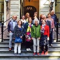 Photo taken at Kasteel Oud Poelgeest by Olga L. on 6/8/2015