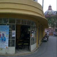 Photo taken at La Victoria café gourmet by Jesus C. on 6/12/2013