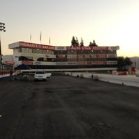 Photo taken at AAA Auto Club Raceway by Brent M. on 11/9/2012