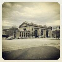 Photo taken at Union Station Kansas City, Inc. by Benton on 4/15/2013