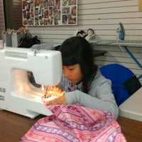 Photo taken at Beverly's Fabric & Crafts by Shirley A. on 12/14/2012