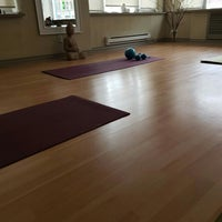 Photo taken at Imprint Pilates by Steph N. on 3/18/2016