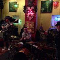 Photo taken at Lizard's Liquid Lounge by Scott F. on 4/18/2015