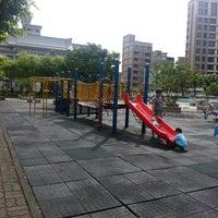Photo taken at 柳堤公園 by Diane C. on 6/5/2013