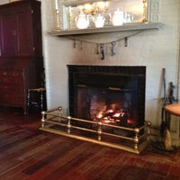 Photo taken at Red Lion Inn by Jennifer S. on 3/10/2013