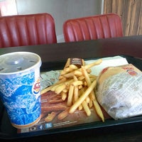 Photo taken at Burger King by ahmed a. on 1/1/2016