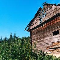 Photo taken at Колиба «Гостинна хата» by Maxime K. on 8/19/2014