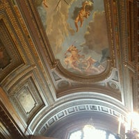 Photo taken at New York Public Library - Wertheim Study by Liz S. on 9/23/2016
