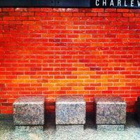 Photo taken at STM Station Charlevoix by Jean-Sebastien C. on 6/8/2013