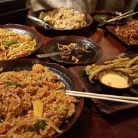 Photo taken at Wang Gang Asian Eats by taraji on 12/19/2015