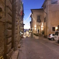 Photo taken at Montefalco by Luca G. on 12/28/2015