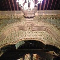 Photo taken at La Casa De La Marquesa by Marcos V. on 2/3/2013