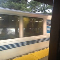 Photo taken at Orinda BART Station by Jack W. on 2/7/2013