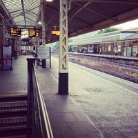 Photo taken at Platform 2 by Dan G. on 6/25/2013