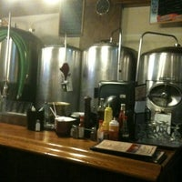 Photo taken at Boulder Creek Brewery & Cafe by John D. on 1/1/2013