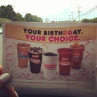 Photo taken at Dunkin Donuts by Mallory D. on 7/26/2013