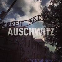 Photo taken at Auschwitz-Birkenau Museum by Kenny S. on 9/27/2013