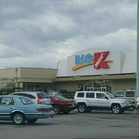 Photo taken at Kmart by Jemme D. on 4/15/2016