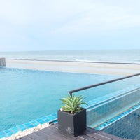 Photo taken at The Rock Hua Hin Boutique Beach Resort and Spa by Sugar R. on 6/1/2016