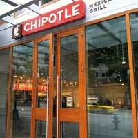 Photo taken at Chipotle Mexican Grill by Chris 😈 P. on 10/14/2012