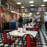 Photo taken at American Coney Island by Isaac H. on 4/6/2013