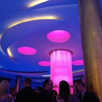 Photo taken at Bleau Bar @ Fontainebleau by LUIS A. on 11/10/2012