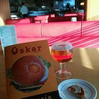 Photo taken at Oskar by Ana Rojo B. on 8/1/2016
