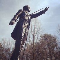 Photo taken at Guilford Courthouse National Military Park by Jeff S. on 3/15/2014