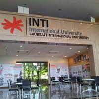Photo taken at INTI International University by Mohd Faudzi N. on 6/14/2013
