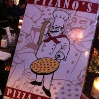 Photo taken at Pizano's Pizza by Meg J. on 4/23/2013
