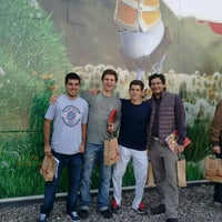Photo taken at Coca-Cola Andina Argentina by José G. on 5/15/2015