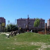 Photo taken at Parque de Juegos El Galeon (Parque del Barco Pirata) by Roberto I. on 4/14/2013