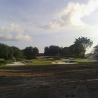 Photo taken at Bay Colony Golf Club by Justin C. on 7/18/2014