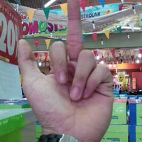Photo taken at The Store SP Plaza by Putera A. on 12/30/2015
