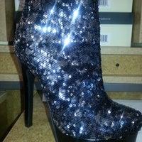 Photo taken at DSW Designer Shoe Warehouse by SLEEK~ on 11/24/2012
