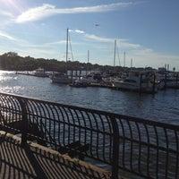 Photo taken at World's Fair Marina by Matthew on 9/8/2013