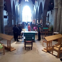 Photo taken at St Michael and All Angels by Bex L. on 9/13/2014