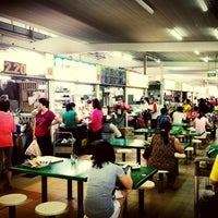 Photo taken at Kovan Hougang Market & Food Centre by Jeffry H. on 10/19/2012