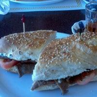 Photo taken at El Turco Restaurant by Fernando E G. on 1/19/2012
